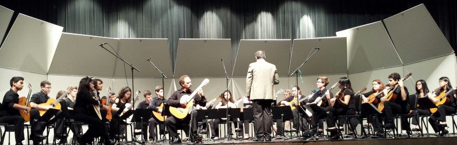 Freedom High School Guitar Program