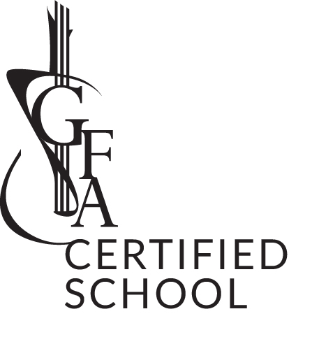 The Freedom High School Guitar Program is now a Guitar Foundation of America (GFA) Certified School! We are one of only a select few of schools in the nation to receive this distinction.