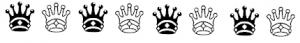 chess king strip
