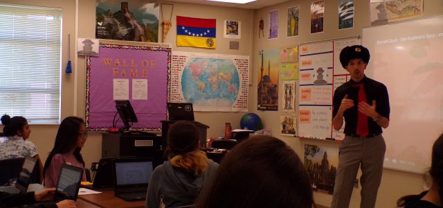 by Meleena Mohammed This is the Teacher Spotlight and we are shining it on one of Freedom's AP Human Geography teachers– Mr. Panzano! He is one of my favorite teachers […]