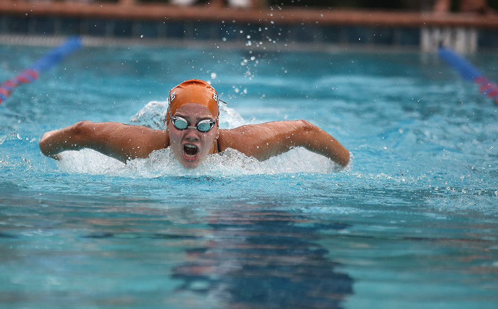 Come check out these photosfrom girlsswimming against Timber Creekon Sept. 14.