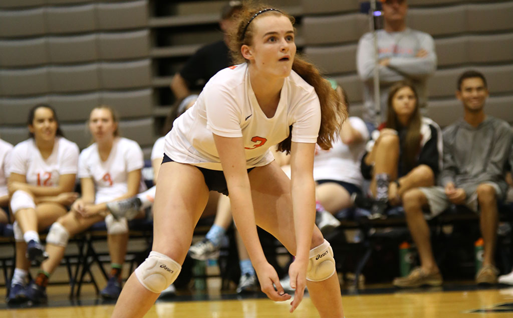Lady Braves Volleyball defeats the Lake Nona Lions - BoonePubs