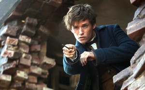 "Eddie Redmayne in ""Fantastic Beasts and Where to Find Them."" (Warner Bros.)"