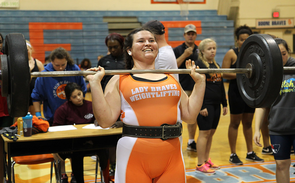 Photo Gallery Girls Weightlifting Places 4th At Metro Meet Boonepubs