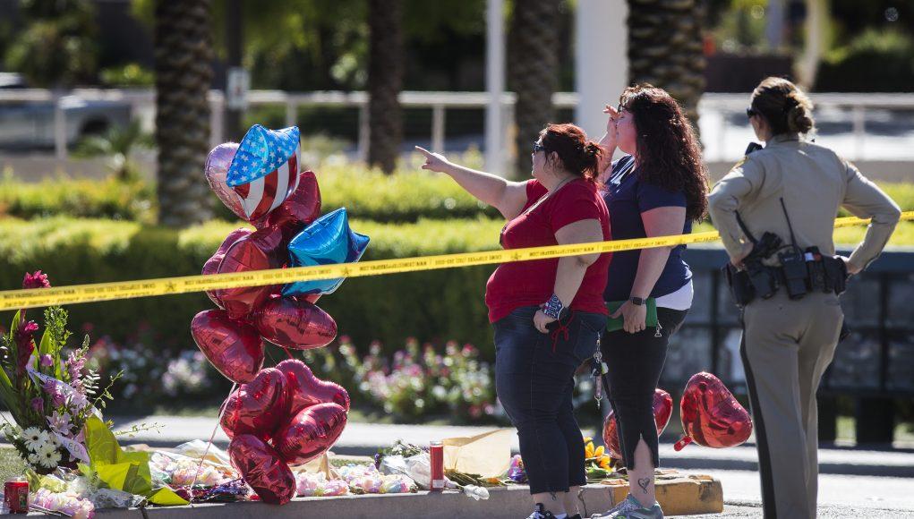 News Report on Las Vegas Tragedy