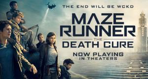 Maze Runner: The Death Cure Flim