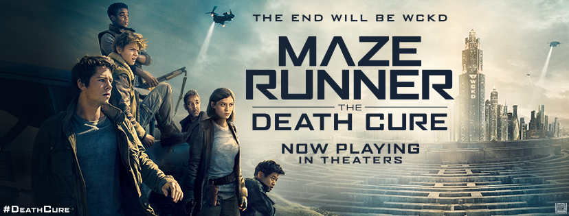 Maze Runner: The Death Cure Flim
