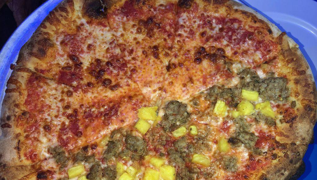 Park Pizza restaurant review