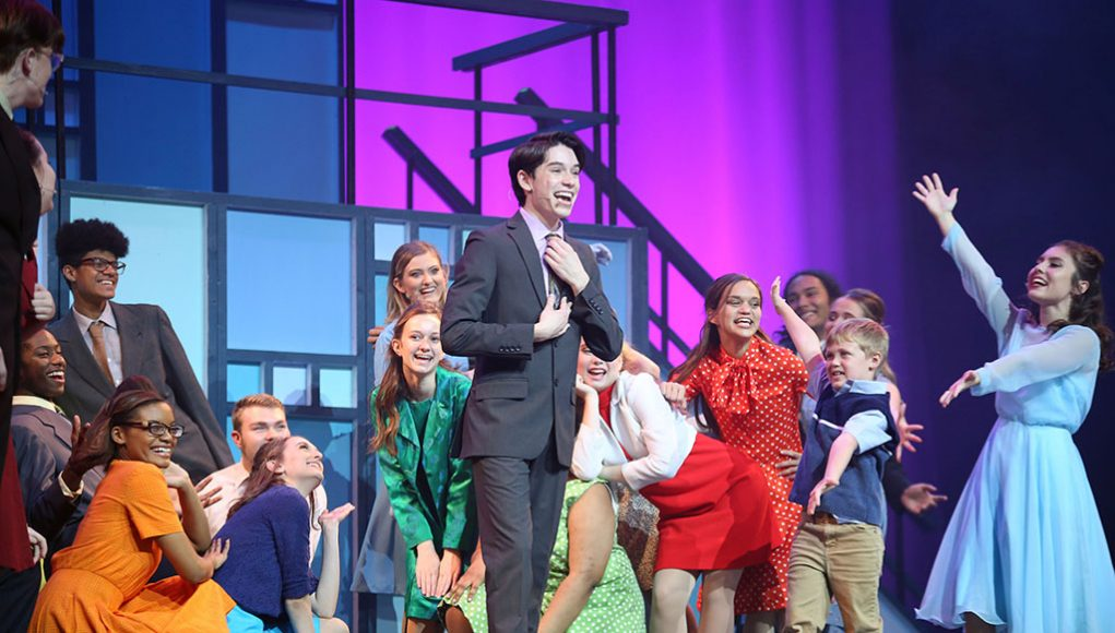 Catch Me If You Can Musical