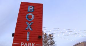 Boxi Park food and park review