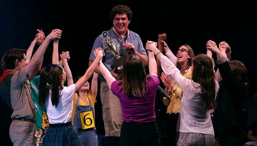Putnam County Spelling Bee Musical