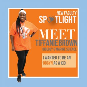 Meet: Tiffanie Brown