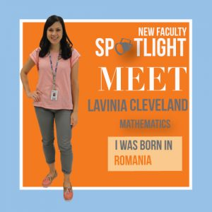 Lavinia Cleveland Teacher Spotlight