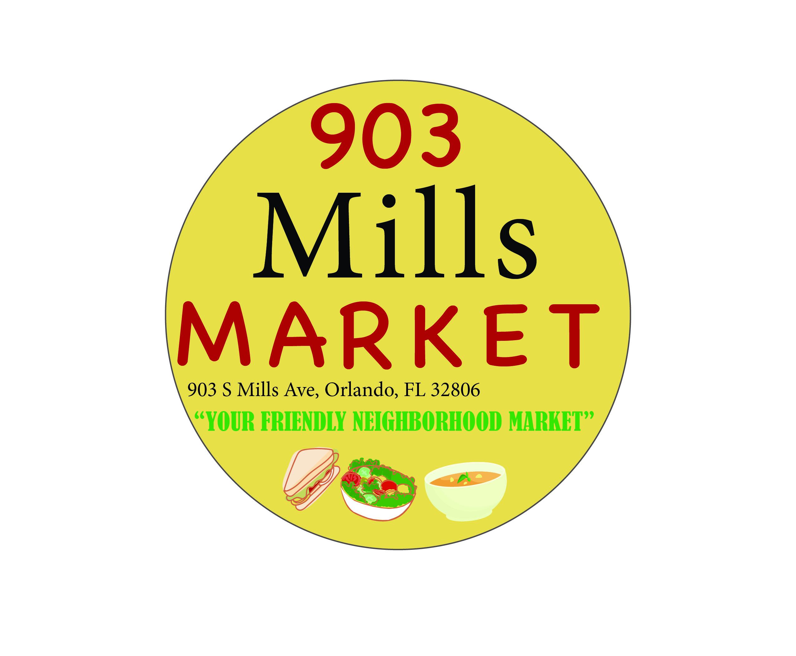 903 Mills Market Ad