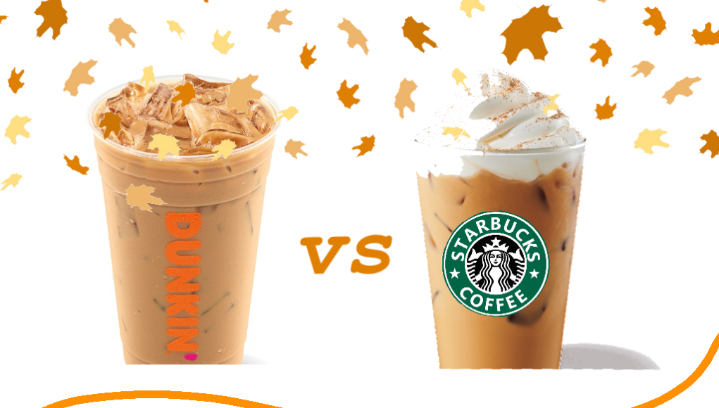 Starbucks vs. Dunkin Donuts
