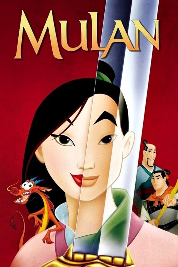 Original Mulan Poster
