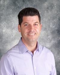 Headshot Principal Jared Scott