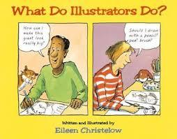 Illustrators do