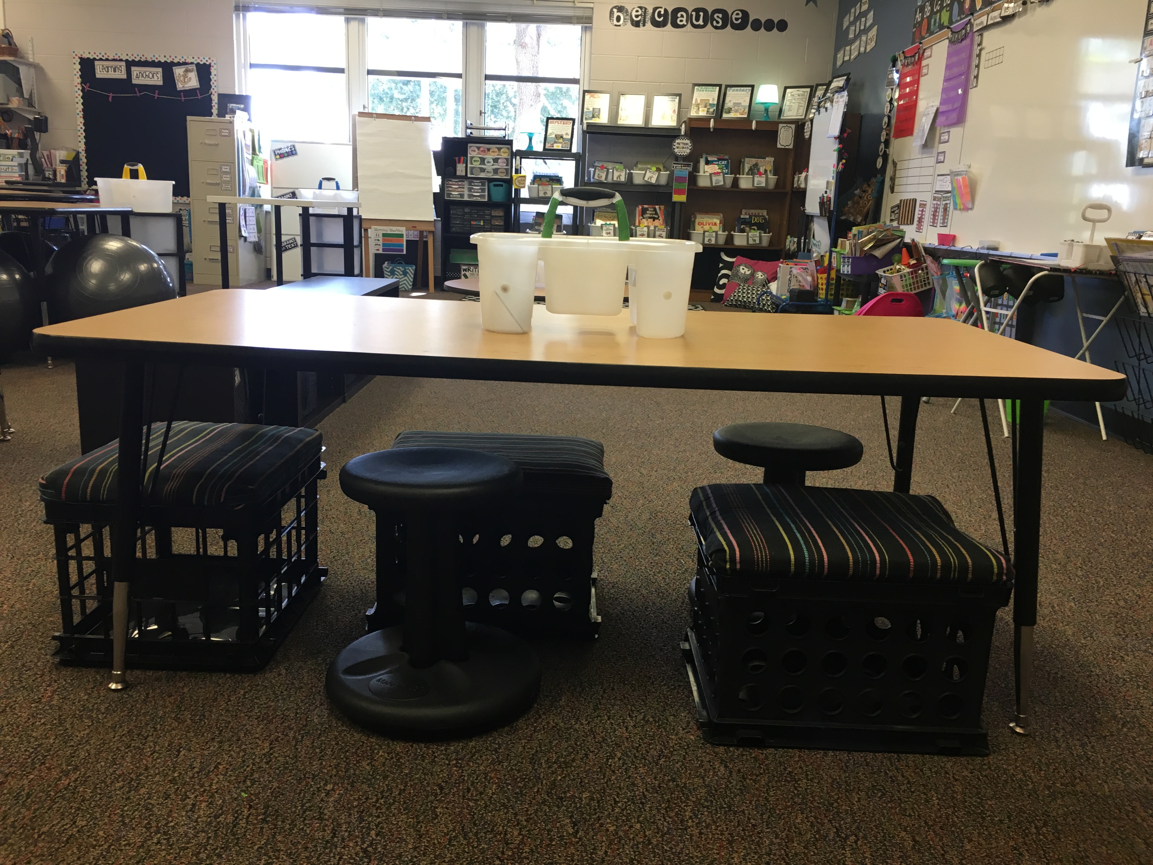 Flexible Seating Mrs Mcbride S Class Family