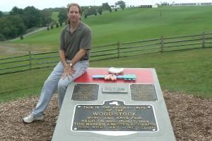 Woostock plaque