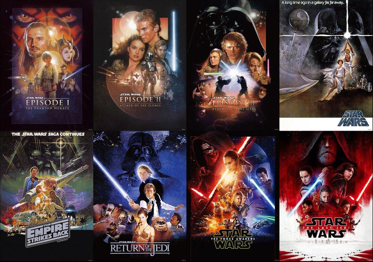 star wars the saga