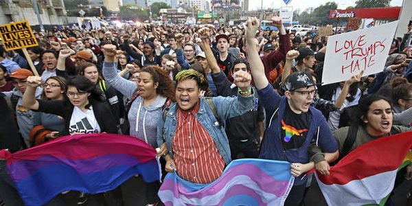 By: Dennese Javier Managing Editor The Ray of Hope The 2016 Presidential Election may seem like a disaster for progressive America, but an astounding surge of energy on the left […]