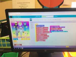 Hour of Code | Mrs  Fox's Gifted Frogs