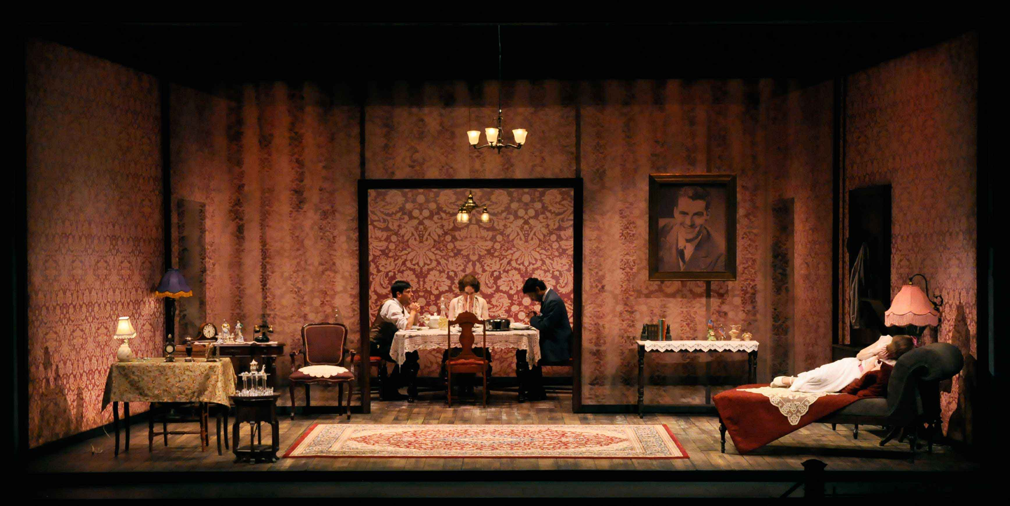 the use of symbolism in the play the glass menagerie by tennessee williams The glass menagerie: the glass menagerie, one-act drama by tennessee williams, produced in 1944 and published in 1945 the glass menagerie launched williams's career and is considered by some critics to be his finest drama.