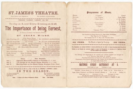 essay eq jack worthing the importance Get an answer for 'in the importance of being earnest why does jack worthing  call himself ernest when he is in london' and find homework help for other the .